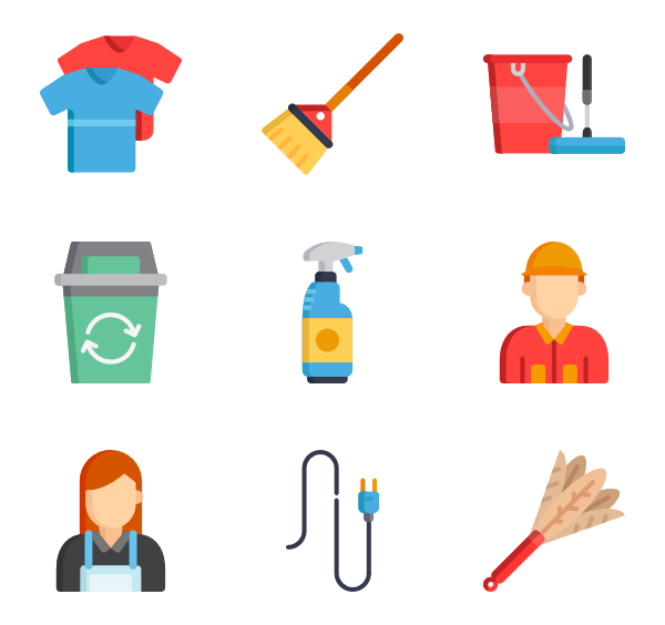 House cleaning png.  clean icon packs