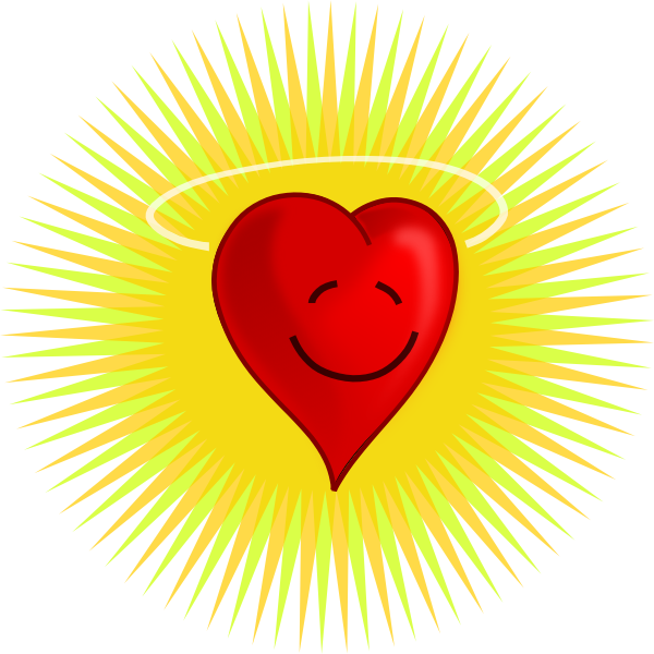 Heart clip art at. Hearts clipart cartoon