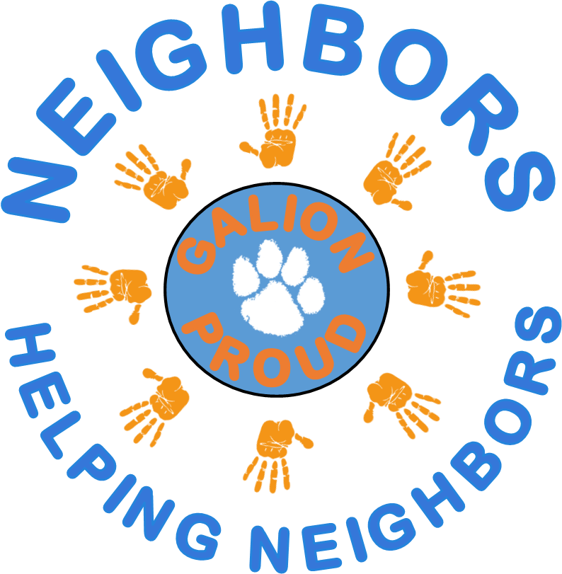Community clipart clean community. Neighbors helping for up