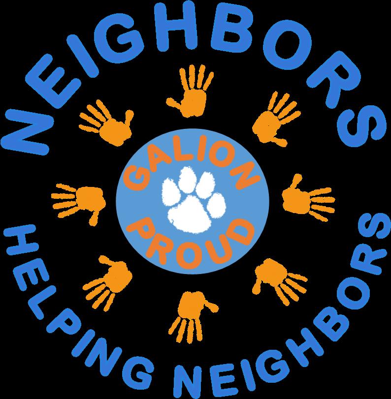 Neighbors helping for community. Neighborhood clipart clean neighborhood