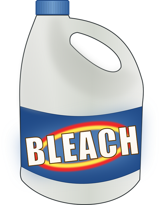 Study links bleach use. Disease clipart toxic
