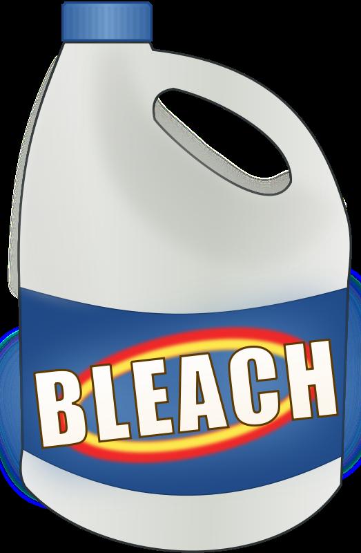 Bleach bottle scrapbook three. Clipart cup bath