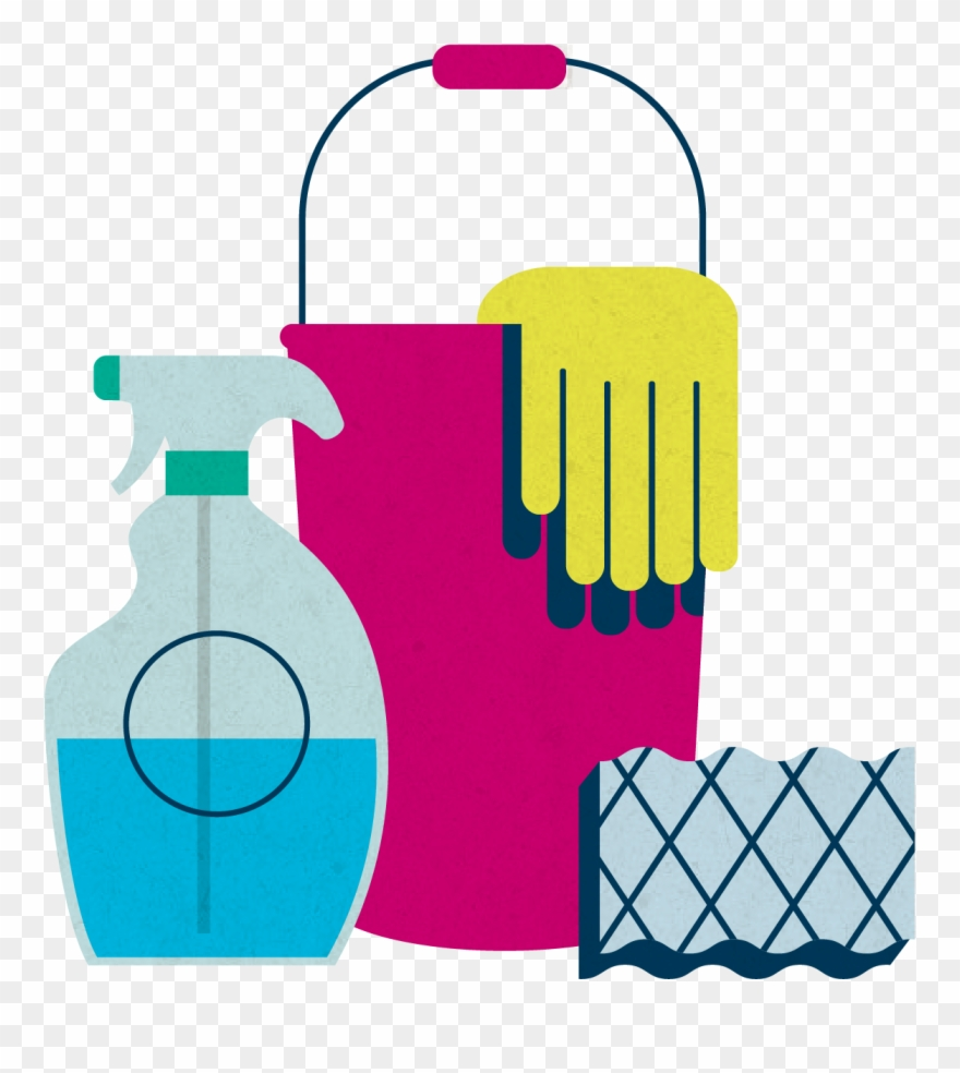 Cleaning supplies clip art. Clean clipart housekeeping supply