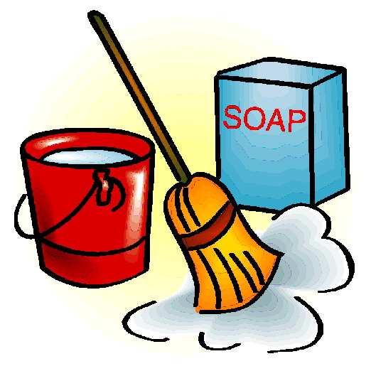 Housekeeping clipart general. Cleaning tools cliparts zone