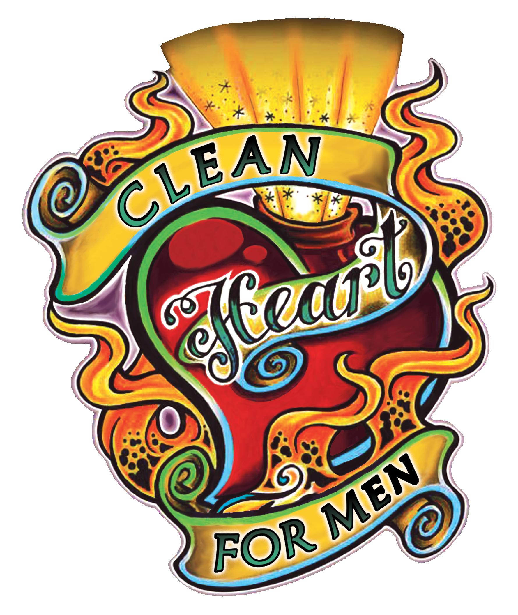 Clean clipart male clean. Statistics heart for men