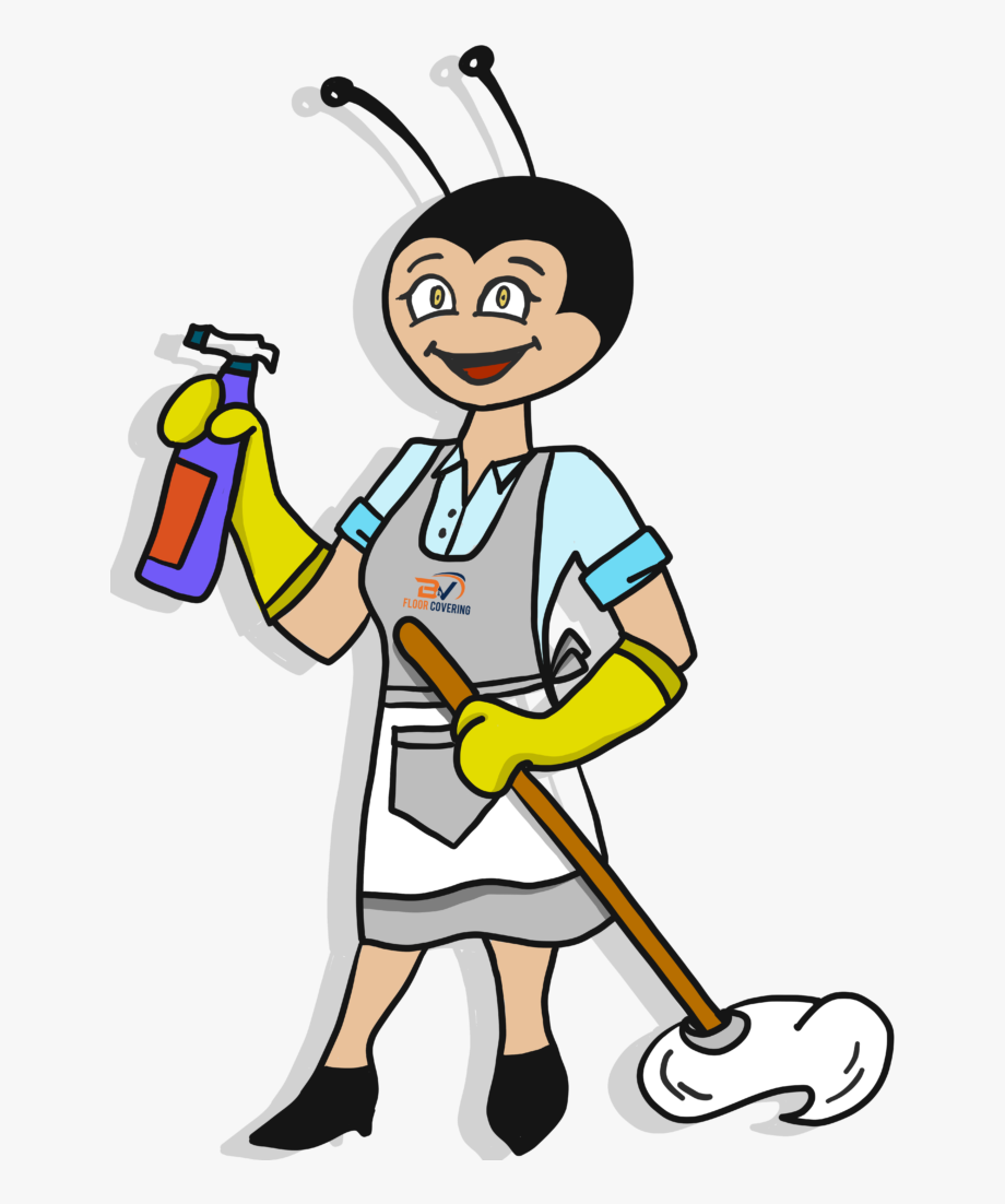 Janitor cleaning free cliparts. Clean clipart mop floor