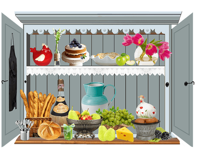 The secrets about how. Kitchen clipart kitchen drawer
