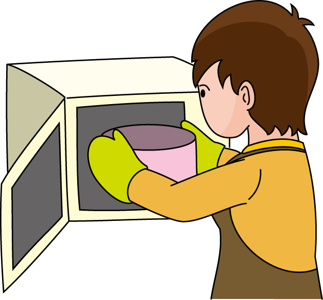 How to clean a. Cookbook clipart baking