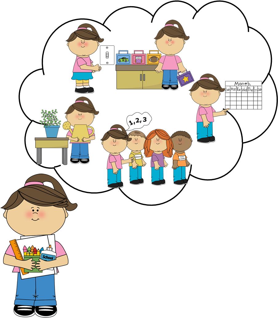 collection of student. Clean clipart responsible kid