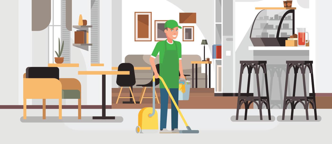 Clean clipart restaurant cleaning. Services in dubai deep