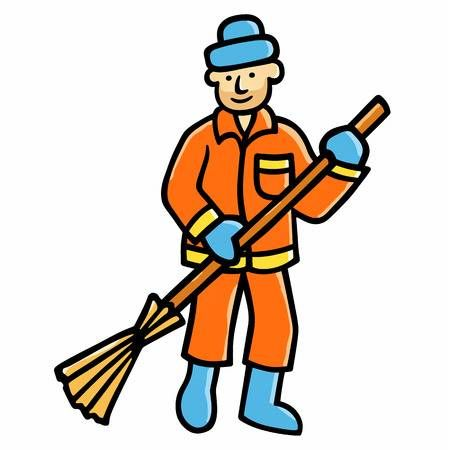 Road . Cleaning clipart sweeper