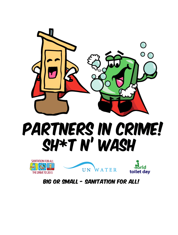Clean clipart sanitation. World toilet day drive