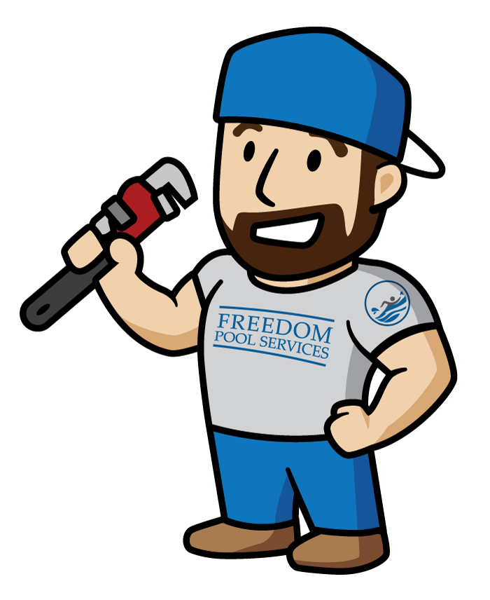 Clean clipart service staff. Weekly cleaning and pool