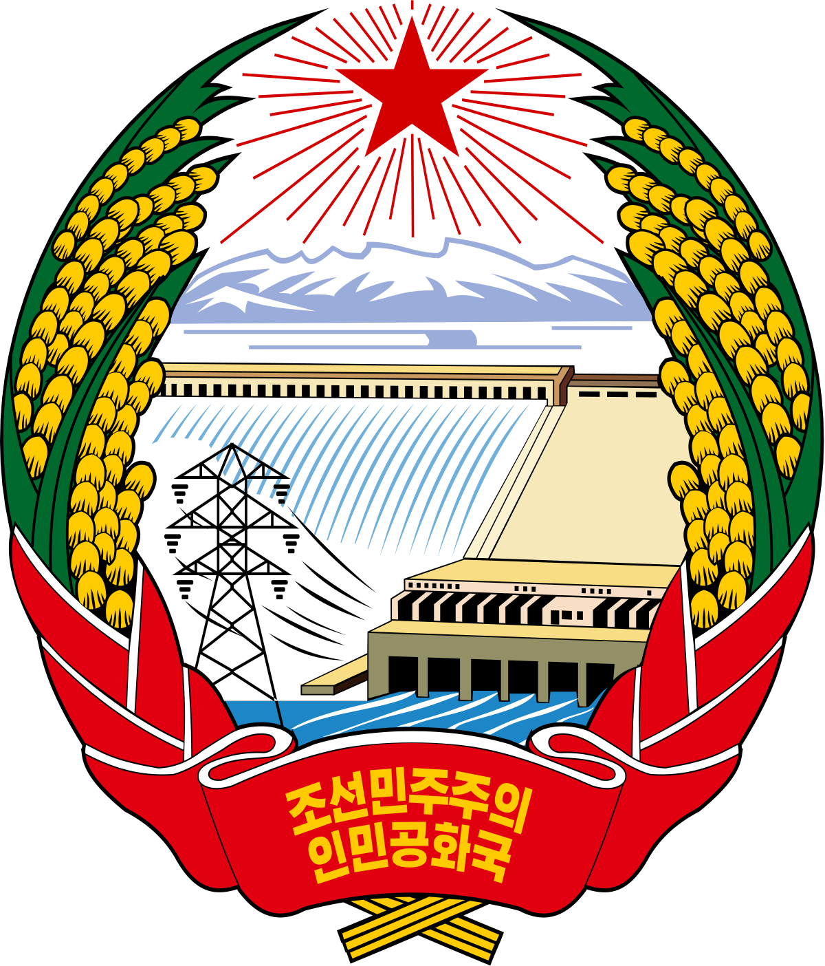 Palace clipart temple korean. Education in north korea