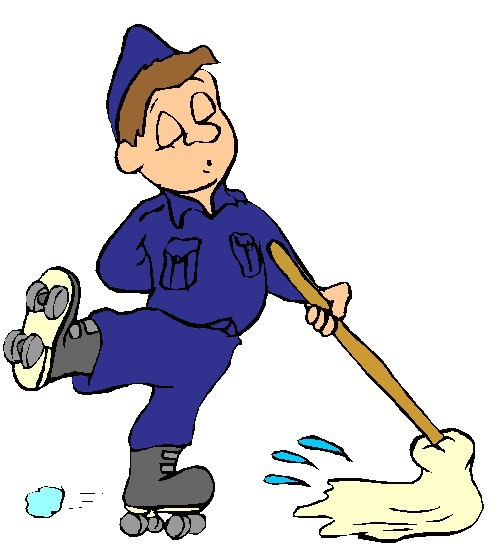 Cleaning clipart sweeping. Floor kid cliparting com