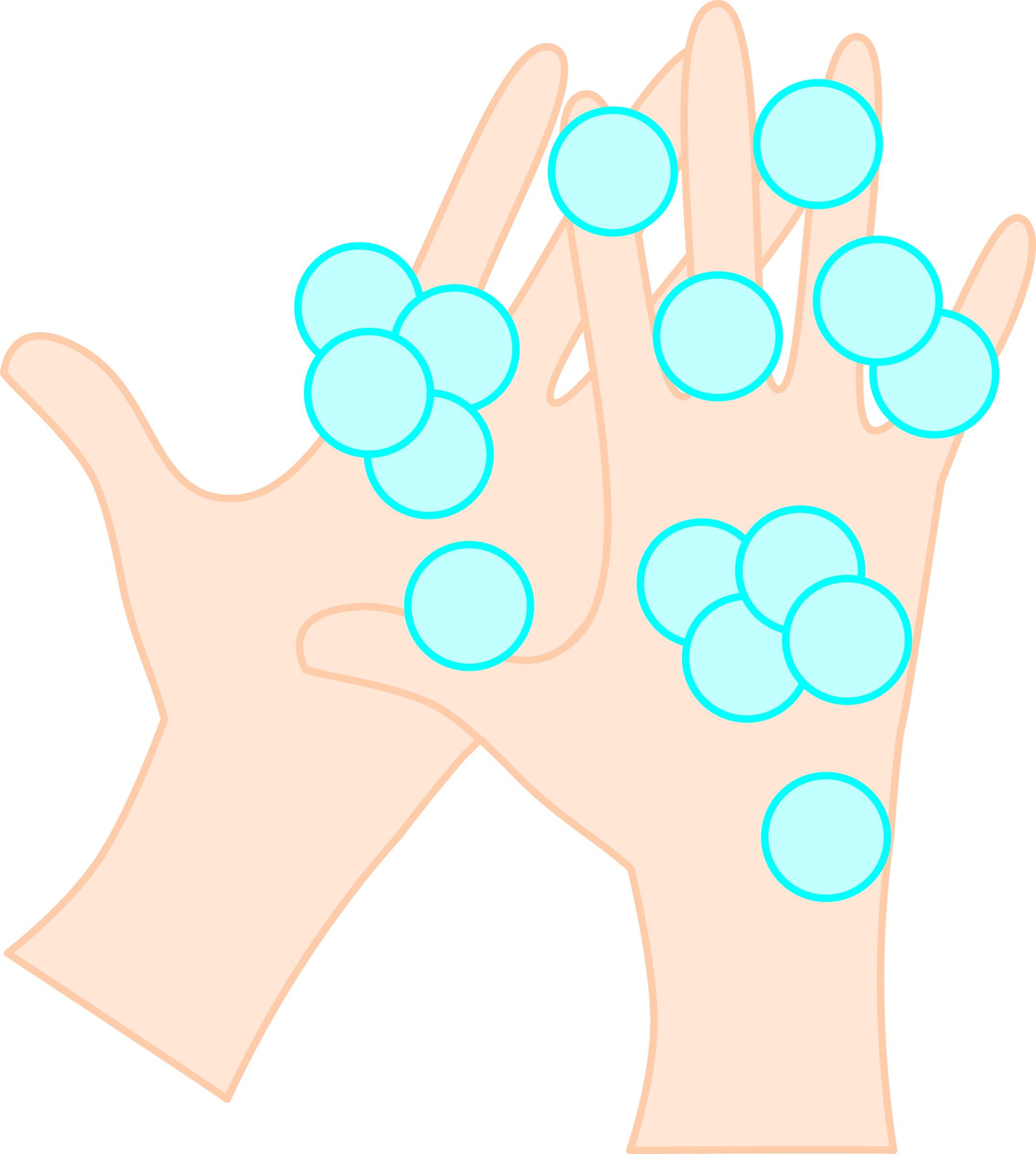Clipart hand wash, Clipart hand wash Transparent FREE for ...