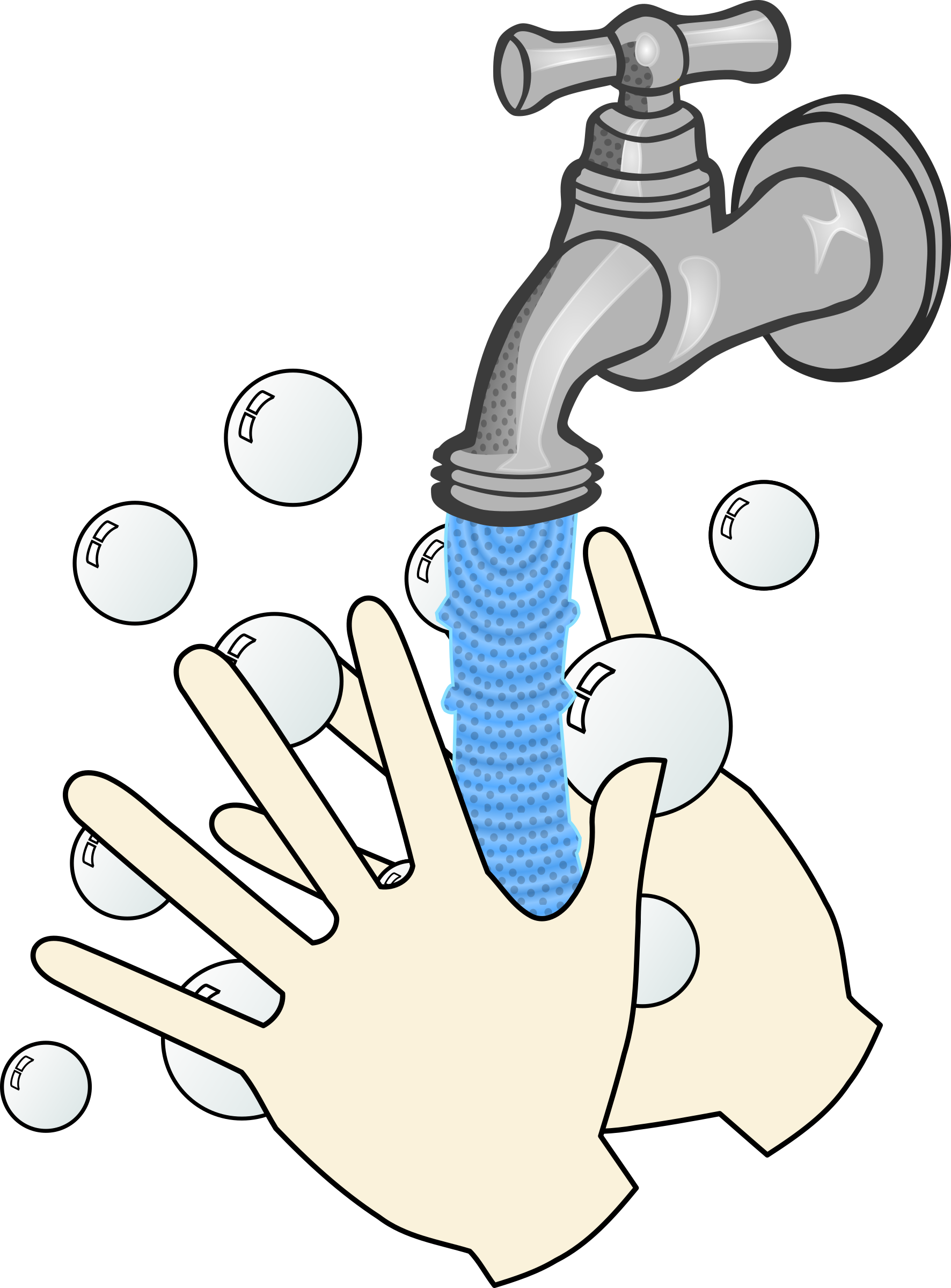 collection of hand. Hands clipart washing dish
