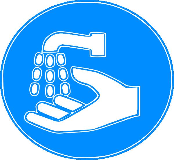 Hands clipart wash. Hand sign clip art