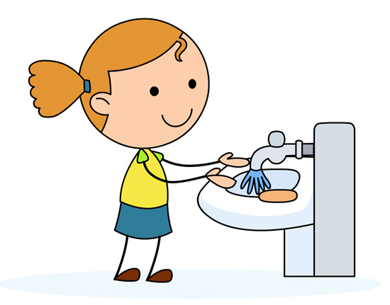 Germ clipart washing area. Free hands cliparts download