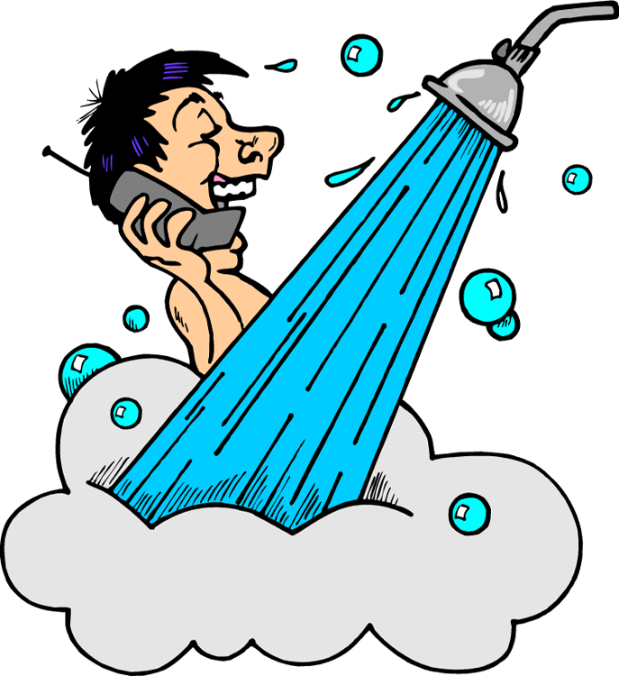 collection of reduce. Showering clipart warm bath