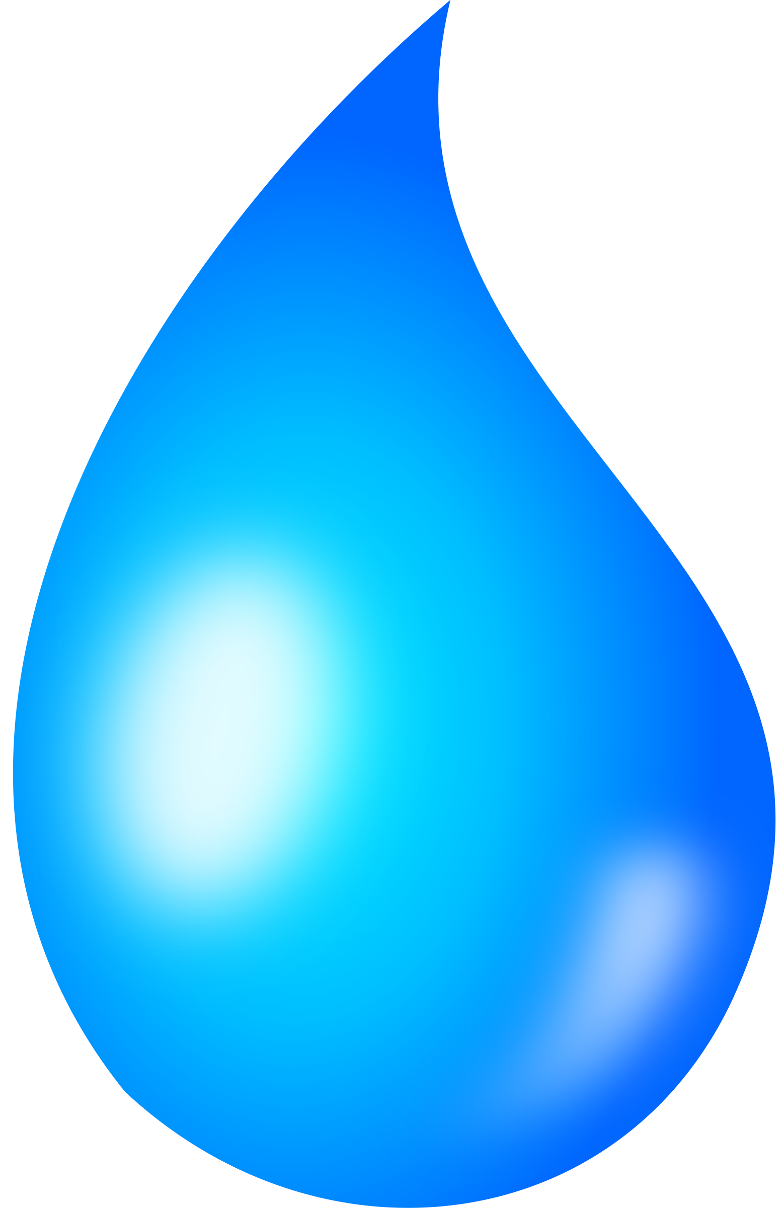 Water drop shaded by. Statistics clipart briefing