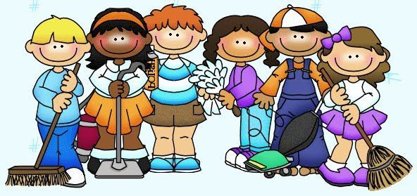 Clean the classroom clipartfest. Cleaning clipart