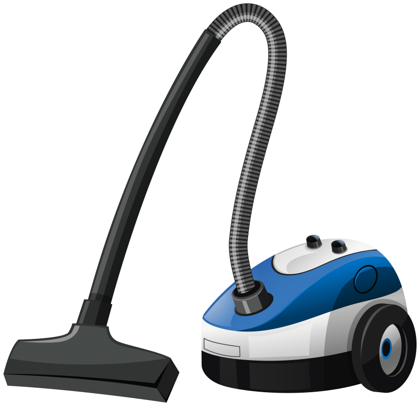 Dust clipart vacuum. Blue cleaner png free