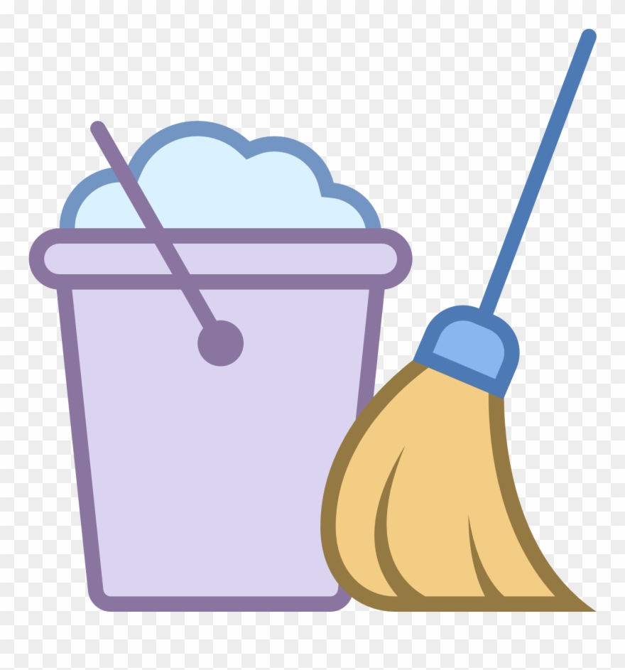 Housekeeping clipart pail. Cleaning bucket png transparent