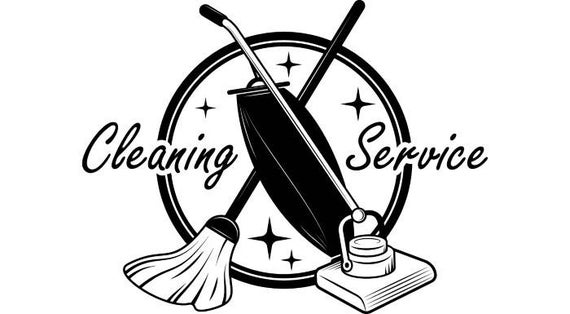 Cleaning logo housekeeper housekeeping. Maid clipart maid service