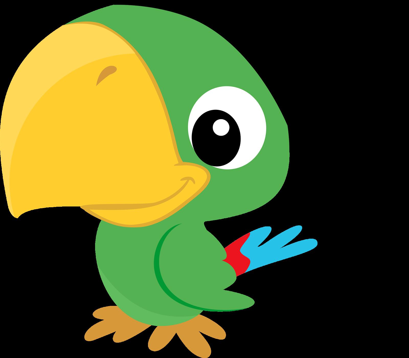 De jake y los. Parrot clipart shadow