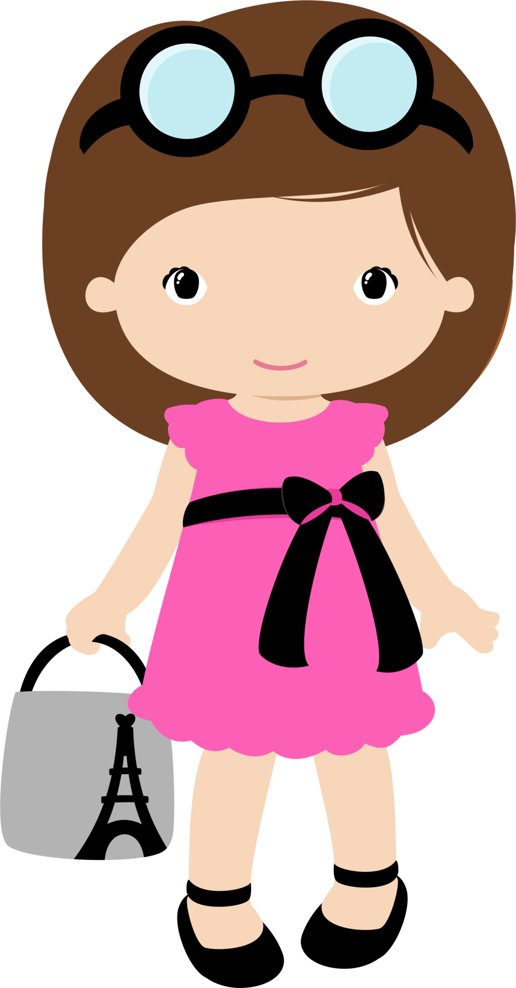 Princess for kids at. Number 3 clipart girly