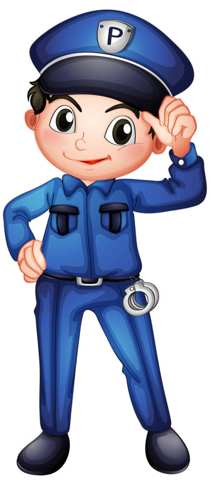 Kids clipart police officer.  png pinterest clip
