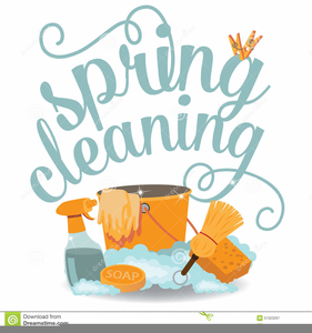 Housekeeping clipart spring. Free cleaning images at
