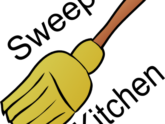 Cleaning clipart sweeping. Chimney sweep free download