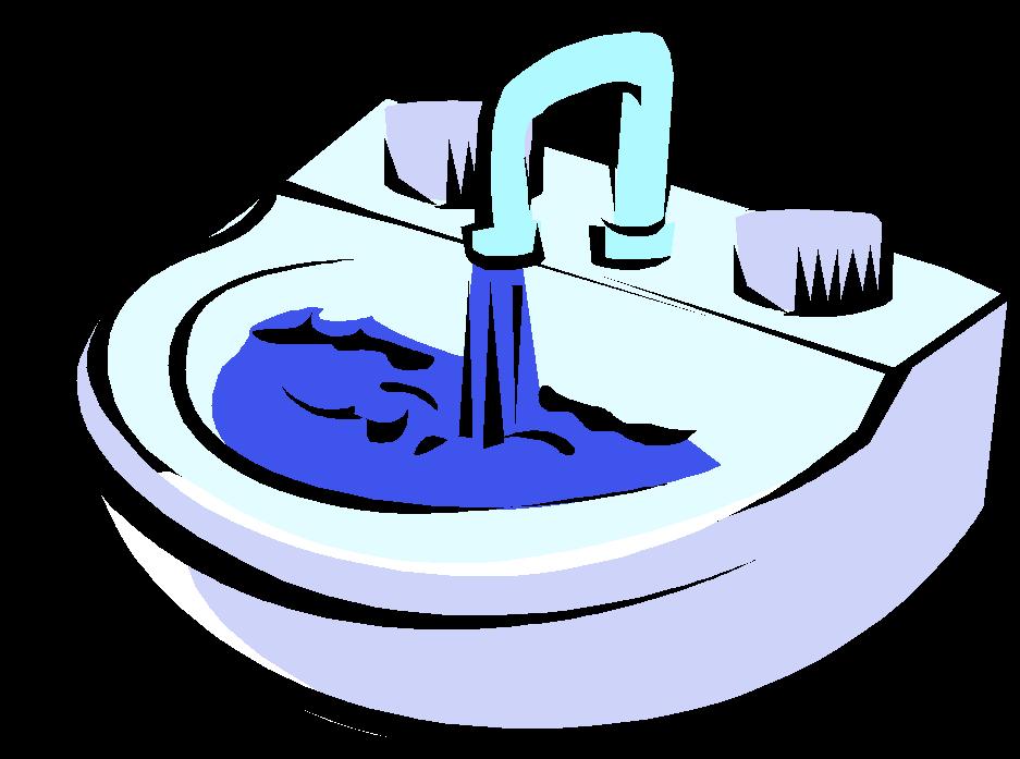 Bathroom tap clip art. Kitchen clipart kitchen sink