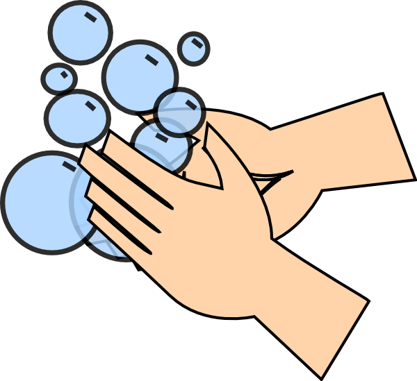Water clipart soap. Hand washing clip art