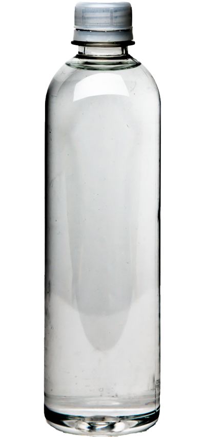 Create your own private. Clear bottle png