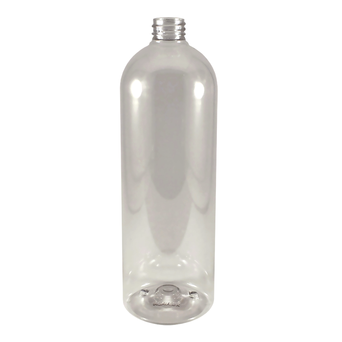 Clear bottle png.  liter pet cosmo