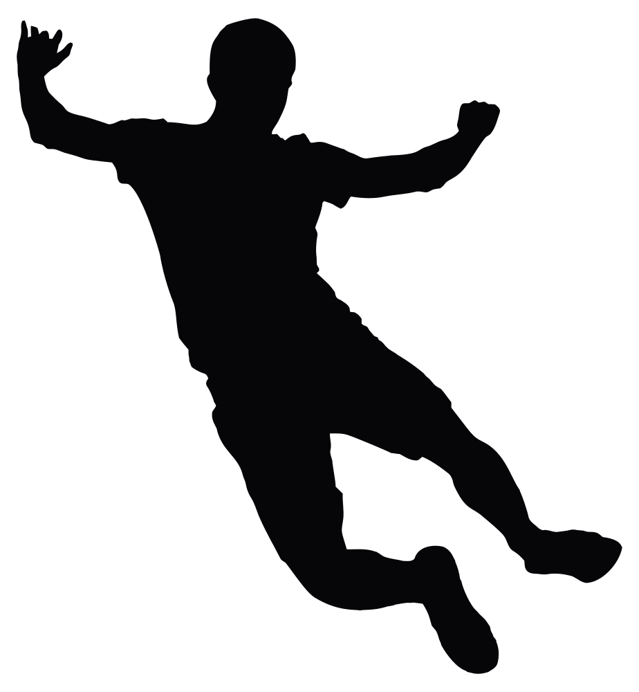 Cliff at getdrawings com. Clipart volleyball silhouette