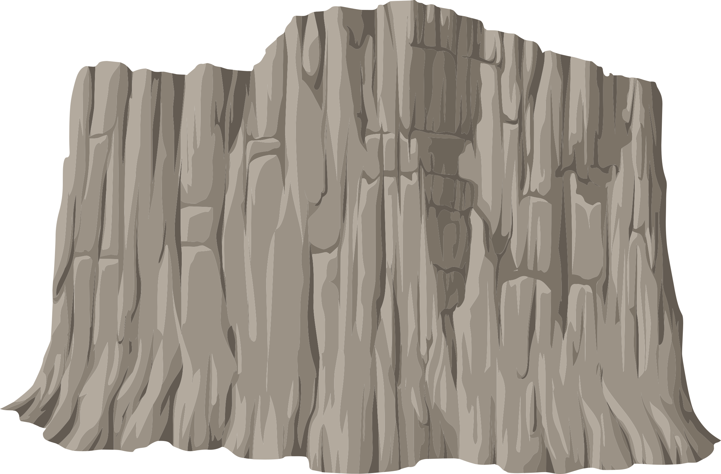 Cliff cliff face