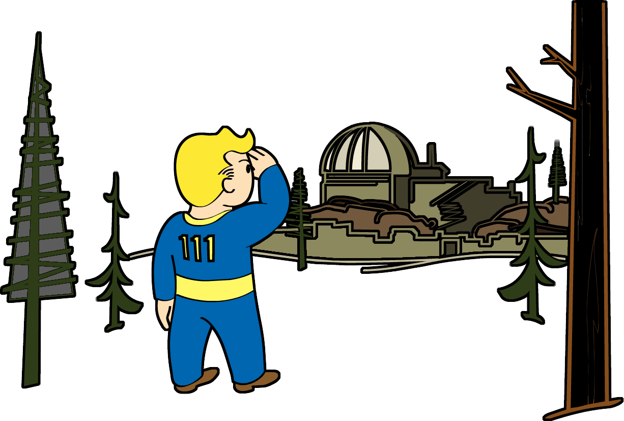 Cliff clipart cove. Where you belong fallout