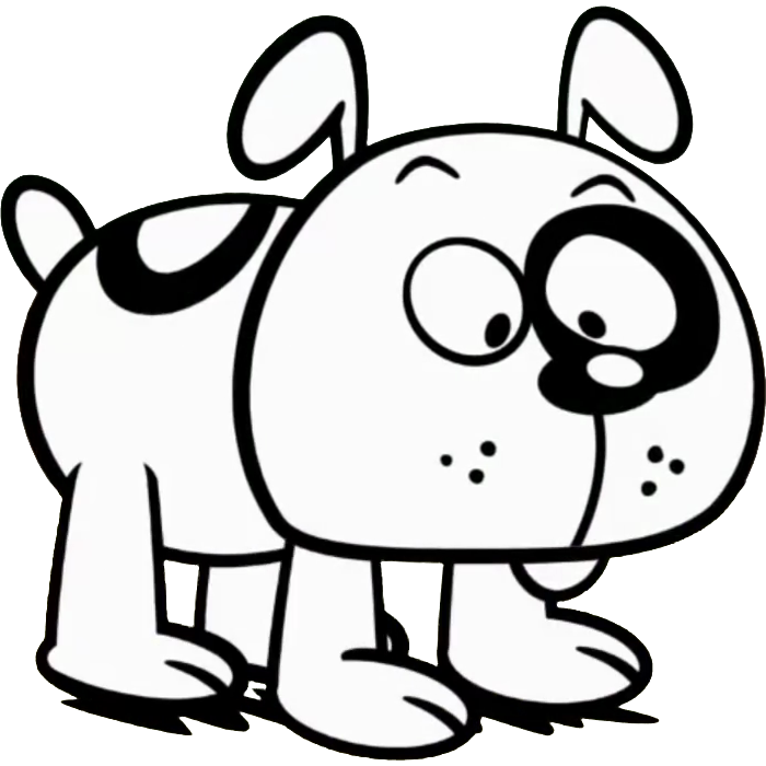Charles the loud house. Cliff clipart drawing