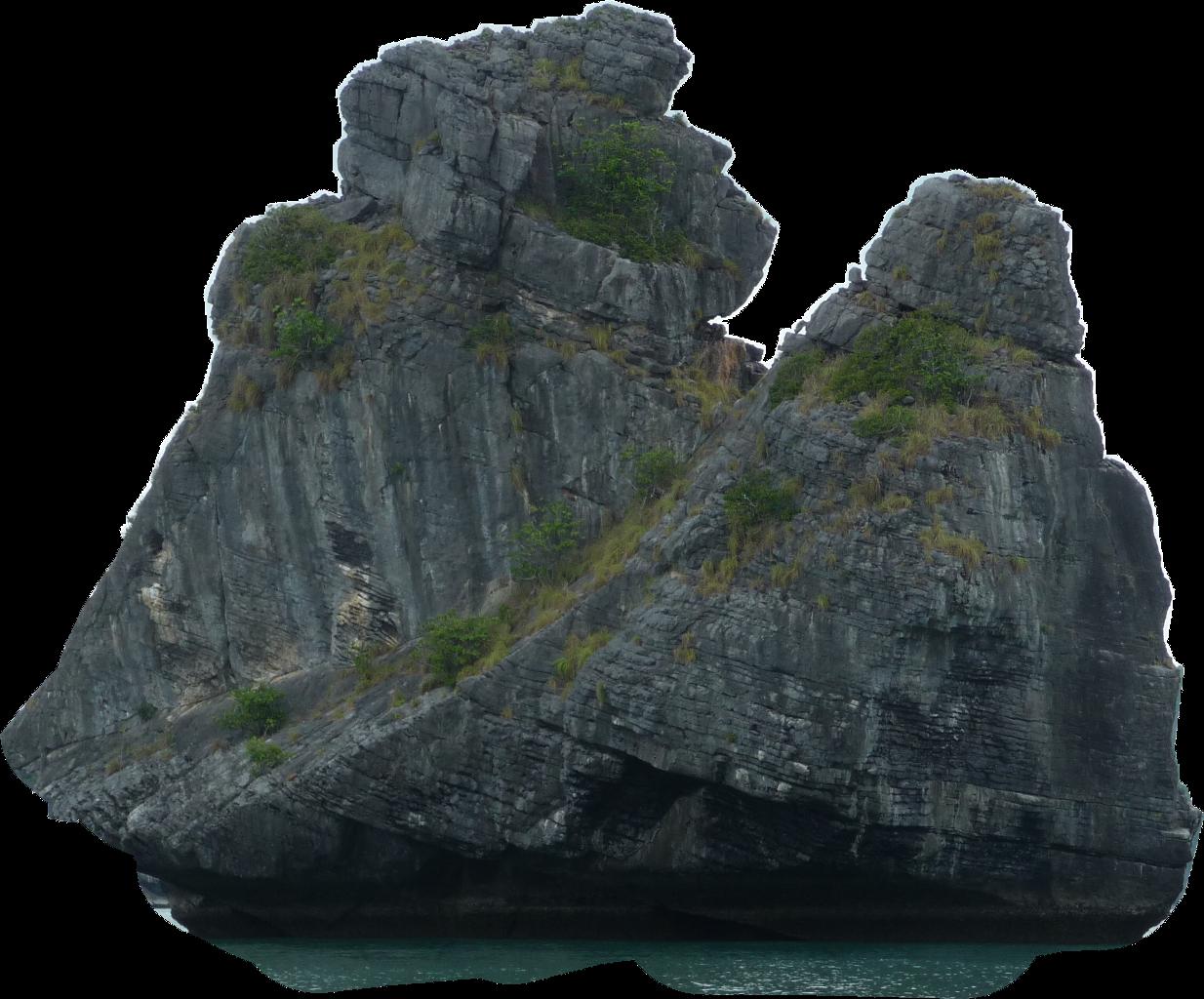 Clipart rock rock cliff. Ftestickers mountain hills freetoedit