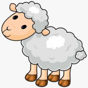Heep nativity download . Sheep clipart shee