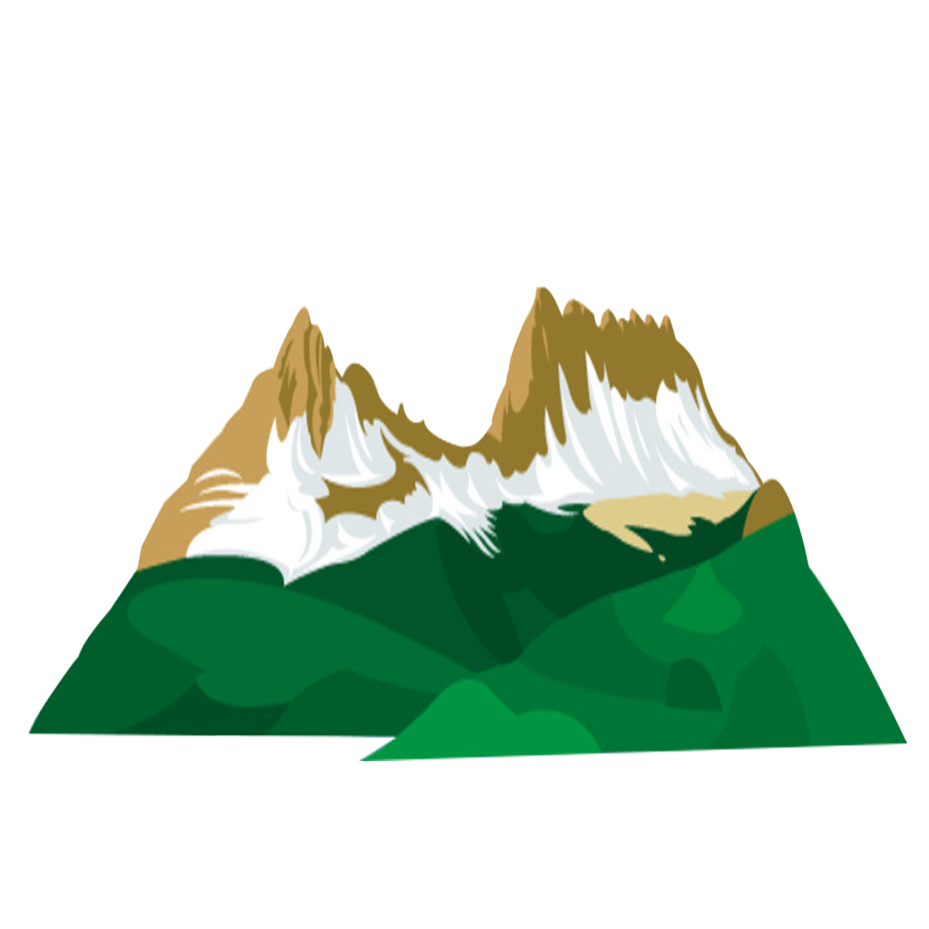 Green mountains clip art. Hills clipart mountain range