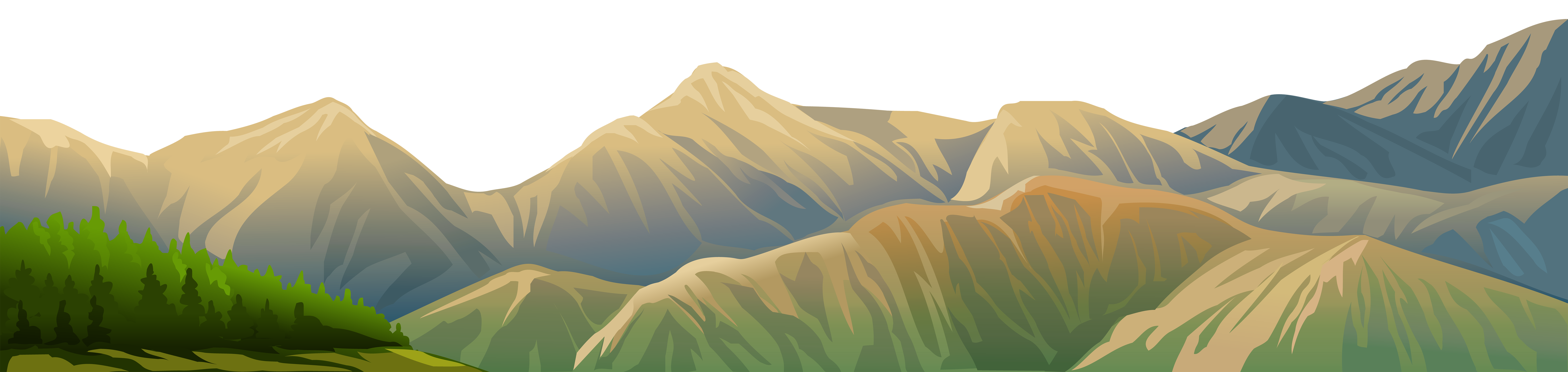 Clipart mountains terrain. Cliffs ground transparent png