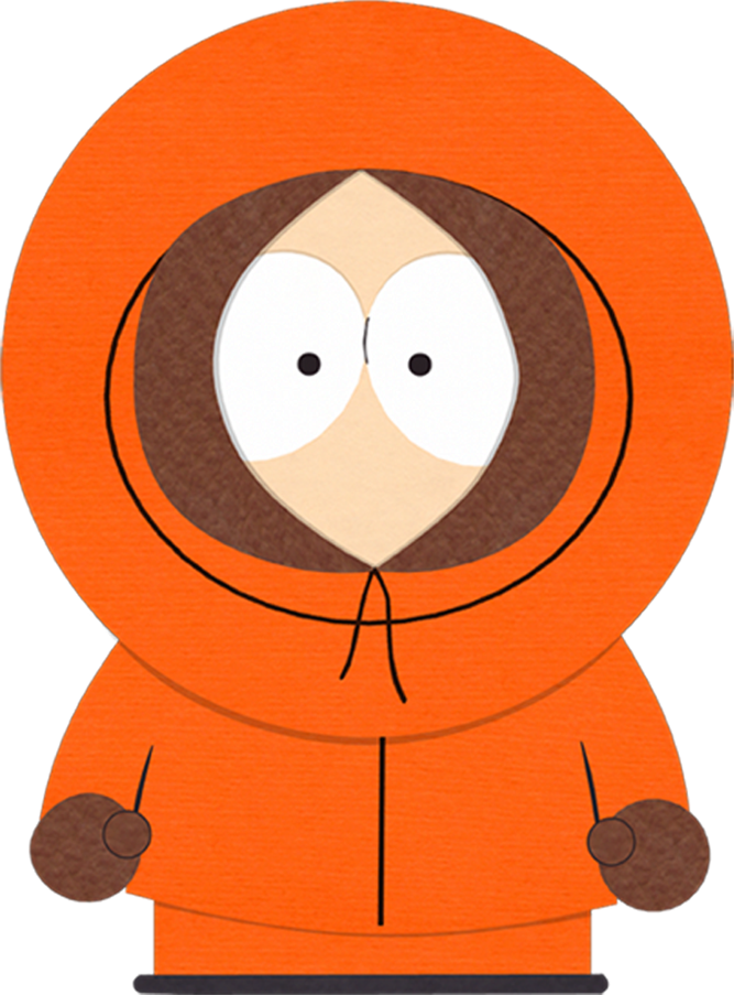 Kenny mccormick south park. Parking lot clipart background