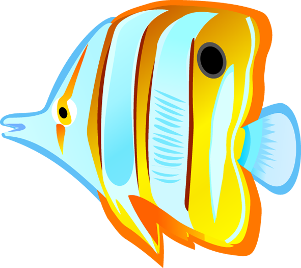 collection of ocean. Name clipart fish