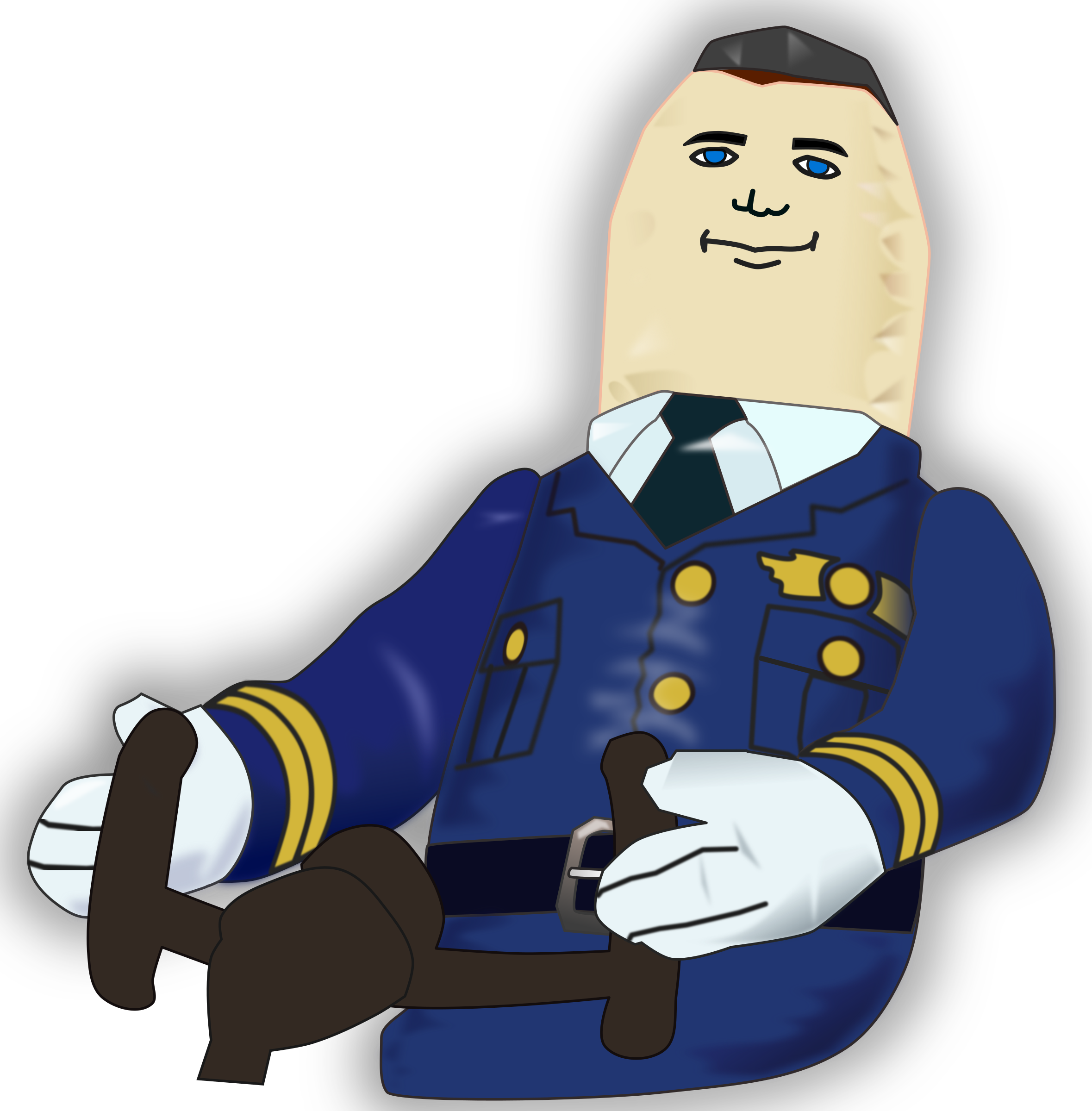 Artificial intelligence the perfect. Flying clipart airplane pilot
