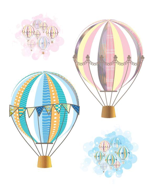 Hot air flight clip. Clipart balloon airplane